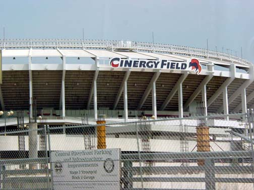 Cinergy Field