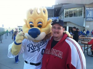Meeting Sluggerrr in Kansas City.
