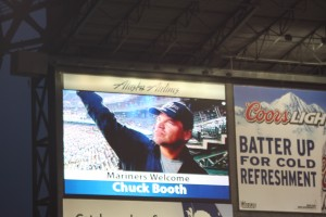 Chuck on the Big Screen