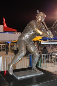 The George Brett Statue @ Kauffman Stadium