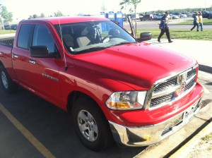 Our Red Ram